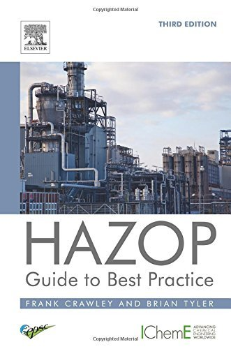 HAZOP: Guide to Best Practice by Crawley (20-Apr-2015) Paperback
