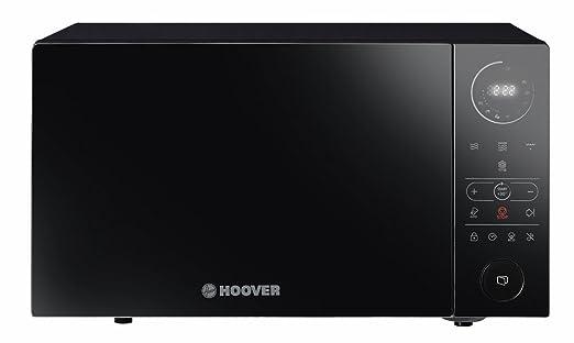 Hoover HMG25TB - Microondas (Microondas con grill, 25 L, 900 W, Tocar, Negro, 1000 W)