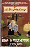 img - for Odds On Miss Seeton (Miss Seeton Mystery) by Heron Carvic (1989-01-01) book / textbook / text book