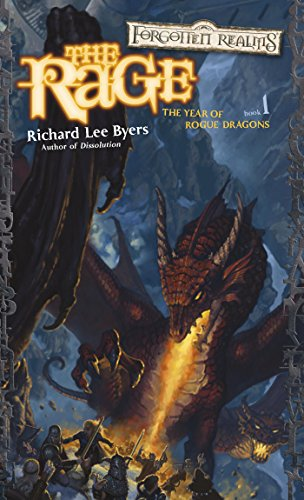 The Rage: The Year of Rogue Dragons, Book ()