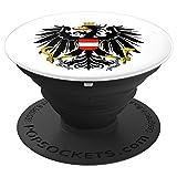 Austria Flag Austrian PopSocket %2D PopS