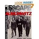 ESCAPE DEL ULTIMO TREN DE AUSCHWITZ: (La Segunda Guerra Mundial, Historias Verdaderas del Holocausto Judio) Ver. 5.7 (THE HOLOCAUST SERIES nº 1) (Spanish Edition)
