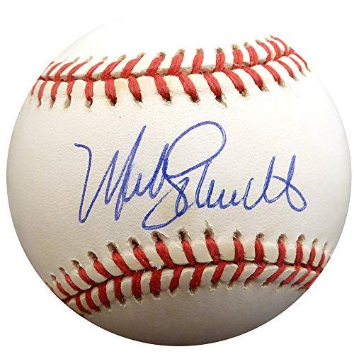 Mike Schmidt Signed Baseball - Mike Schmidt Signed Auto NL Baseball Philadelphia Phillies - Beckett Authentic