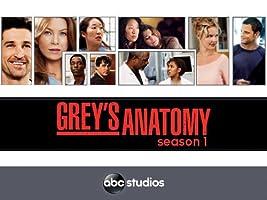 Grey's Anatomy Season 1 [OV]