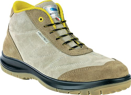 Beige 47 S1p nbsp;sparrow Aboutblu Chaussures Mid De 1930201la Travail 47 Taille qxnwgB