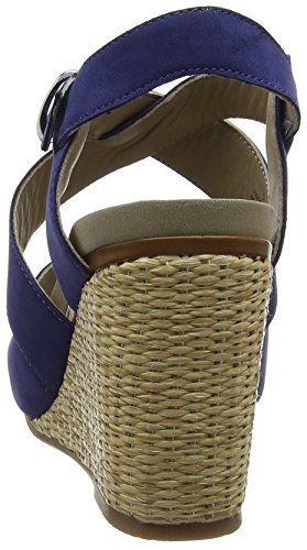 Ankle Hush Sandals Blue Women's Strap Royal Montie Navy Fintan Puppies rIIxqOZ