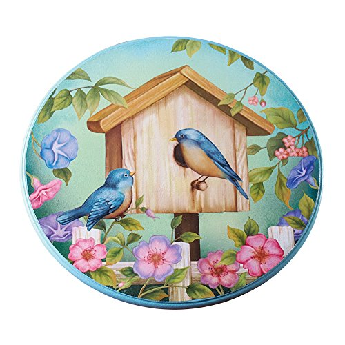 Bluebird Birdhouse Susan Turntable Multi