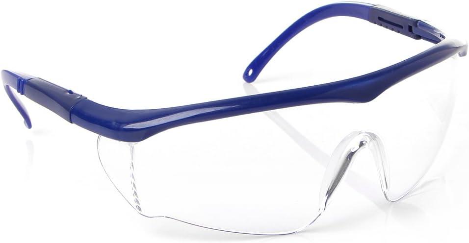 NOBRAND 1 Unid Gafas De Seguridad Gafas Gafas Gafas para Laboratorio Laboratorio Laboratorio Protección para Los Ojos Color Aleatorio