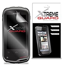 Premium XtremeGuard™ Screen Protector Cover for Garmin Monterra GPS (Ultra Clear)