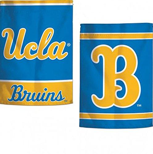 WinCraft UCLA Bruins Garden Flag, 12.5 x 18 inches, 2 Sided Print B Logo