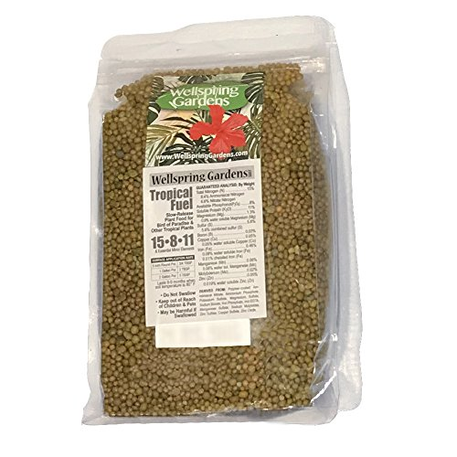 Tropical Fuel Slow Release Plant Fertilizer 2 pounds (Best Fertilizer For Tropical Plants)