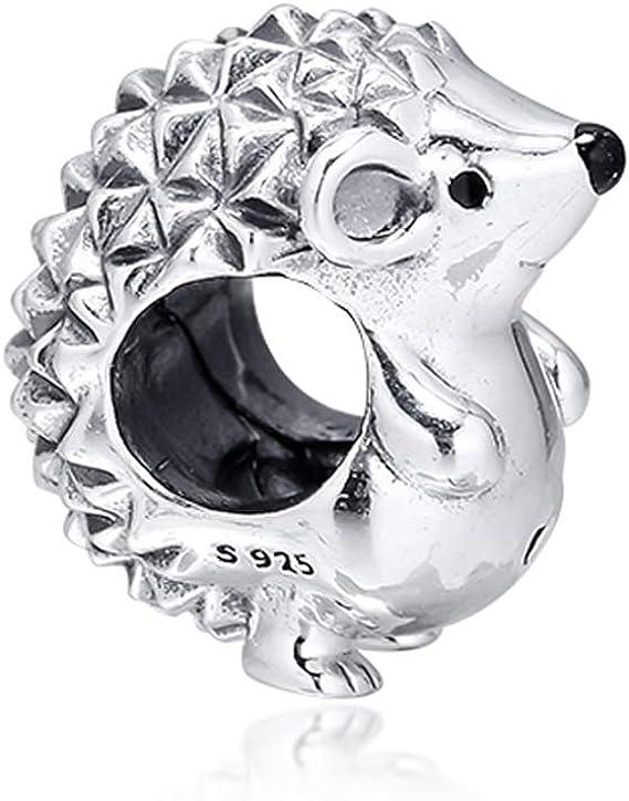 MOCCI 2019 automne nino le hérisson 925 argent bricolage convient pour  bracelets d'origine Pandora charme bijoux de mode