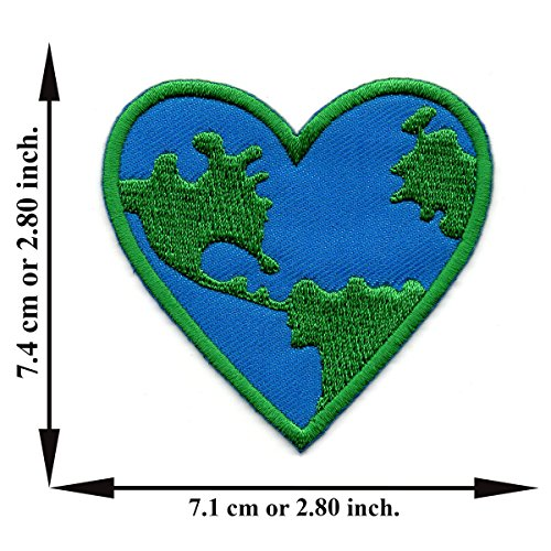 heart-earth-safe-the-world-love-planet-logo-peace-happy-applique-iron-on-patch-sew-embroidered