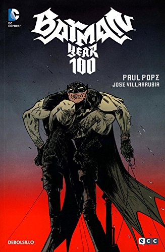 Descargar Libro Batman. Año 100 Paul Pope