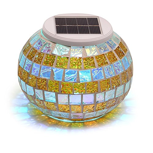 Multi Colored Solar Net Lights