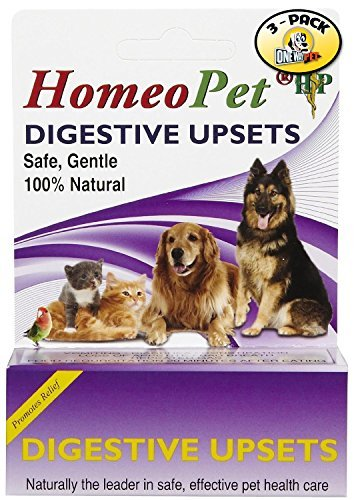 HomeoPet Digestive Upsets Pack 3 product image
