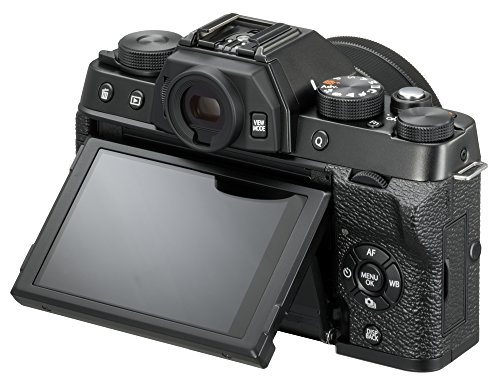 Fujifilm X-T100 24.2 MP Mirrorless Camera with XC 15-45 mm Lens (APS-C Sensor, Electronic Viewfinder, Face/Eye Detection… 4