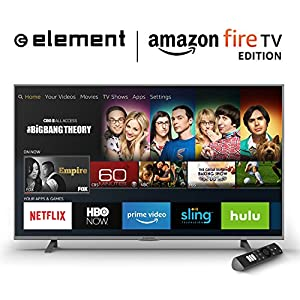 All-New Element 43-Inch 4K Ultra HD Smart LED TV - Amazon Fire TV Edition