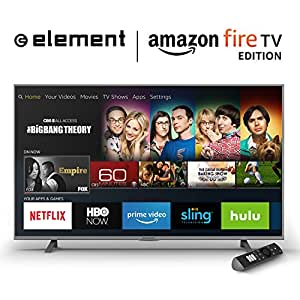 All-New Element 55-Inch 4K Ultra HD Smart LED TV - Amazon Fire TV Edition