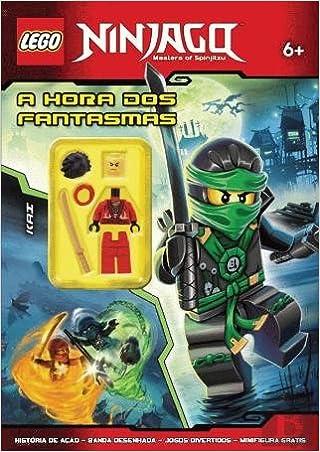 LEGO Ninjago: A Hora dos Fantasmas (Portuguese Edition ...