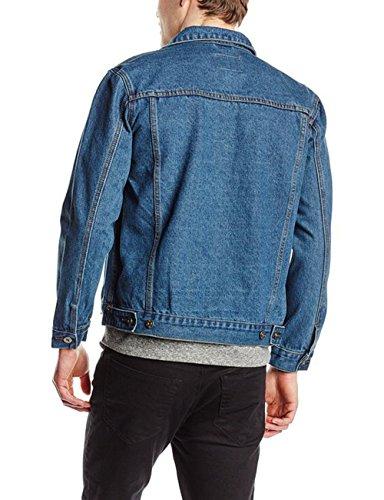 Denim Trucker Stile Uomo Duke Jean Nuovo Western Jacket Da Blue Jacket nbsp;classic nbsp;– D555 PI6Fq6