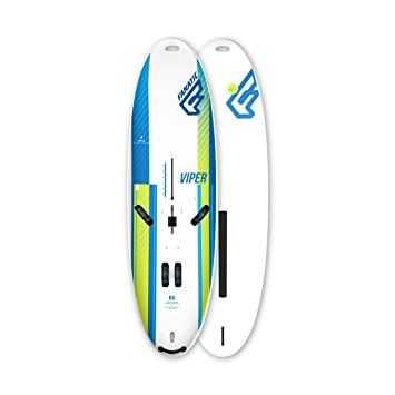 Fanatic Tabla de Surf Viper, transparente