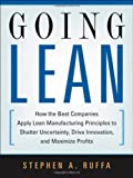 Going Lean, Stephen A. Ruffa, 081441057X