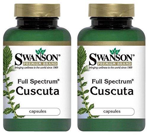 Swanson Premium Spectrum Cuscuta Capsules