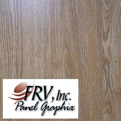 Refrigerator Door Panel - Refrigerator Door Panel, Norcold, Woodgrain