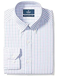 Bottoned Down camisa para hombre a cuadros