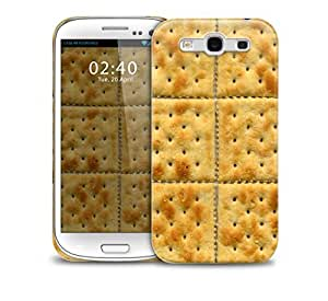 cracker Samsung Galaxy S3 GS3 protective phone case