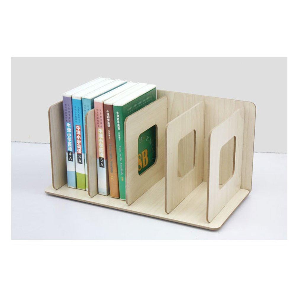 Scaffalature In Legno Per Libri.Txxci Legno 4 Sezioni Scaffale Da Scaffale Per Libri Scaffale Per