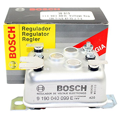 Bosch 30019 12V Voltage Regulator for VW Beetle