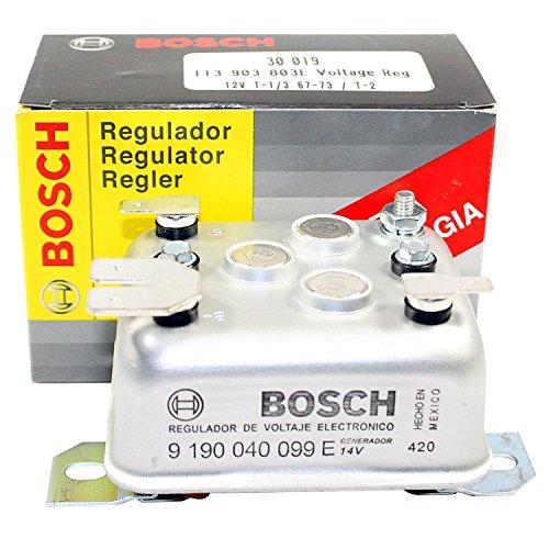 - Bosch 30019 12V Voltage Regulator for VW Beetle