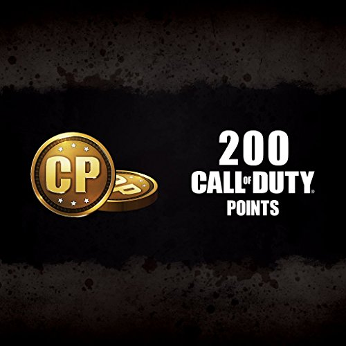 Call Of Duty: Black Ops III - 200 Call Of Duty Points - PS4 [Digital Code]