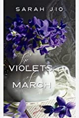 The Violets of March (Center Point Premier Romance (Large Print)) Library Binding