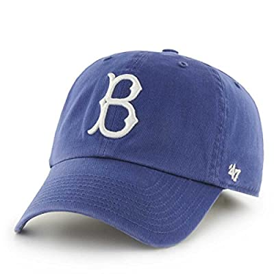 '47 Los Angeles Brooklyn Dodgers Cooperstown Royal Clean UP Clean UP