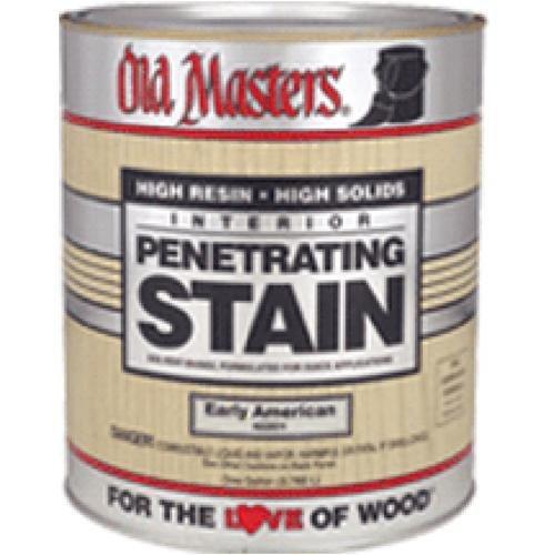 Voc Stain (Old Masters 157349 42201 1G Early American Penetrating Stain 250 VOC)