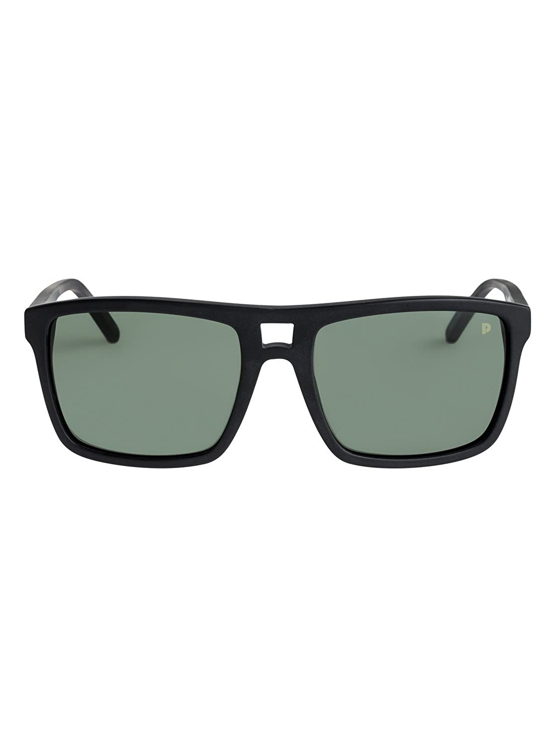 Amazon.com: Quiksilver Brigade Sunglasses - Matte Black ...