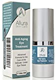 ANTI AGING EYE TREATMENT Combats Dark Circles and Puffiness Undereye Bags Fine Lines and Sagging Eyelids Firms and Strengthens the Delicate Round Eye Tissue