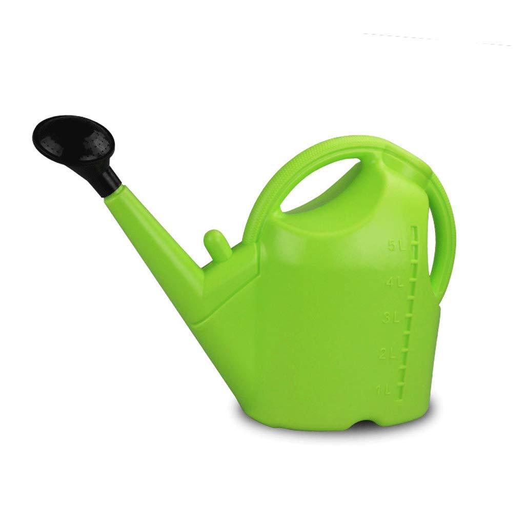 Annaffiatoio 5L   9L PP Resina Annaffiatoio Attrezzi da Giardinaggio Irrigazione Domestica può spruzzatore (colore   A, Dimensioni   9L)