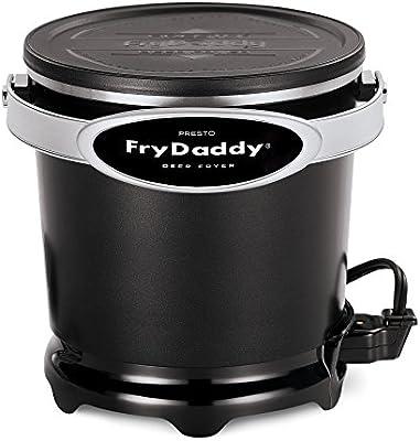 PRESTO 05420 Fry Daddy Deep Fryer New