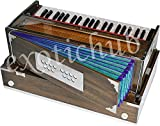 Harmonium Traveler/Portable/Folding Type By Kaayna