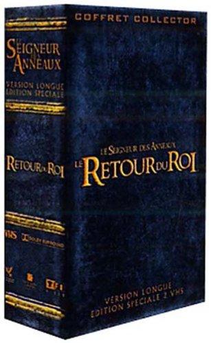 qualité stable Achat/Vente livraison gratuite Amazon.com: Le seigneur des anneaux 3: le retour du roi [VHS ...
