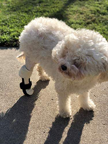 3D Orthosis Dog and Cat Splint for Pets Brace (X Small)