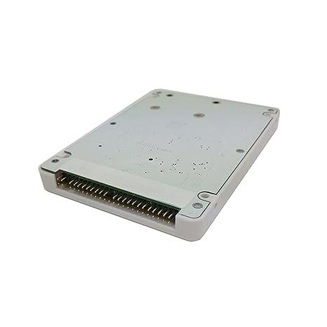 wrdxc mSATA Mini PCI-E SATA SSD a 2.5 Pulgadas IDE 44pin Notebook ...