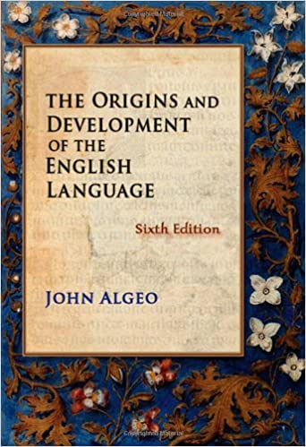 Amazon.com: The Origins and Development of the English Language ...