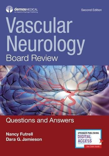 Pdf Medical Books Vascular Neurology Board Review: Questions and Answers