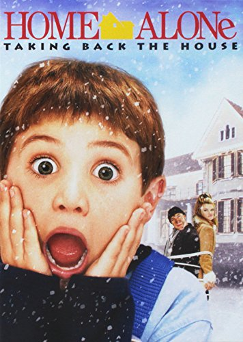 DVD : Home Alone: Taking Back The House (Widescreen, Sensormatic)