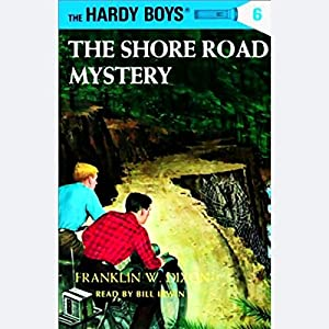 The Shore Road Mystery Hörbuch